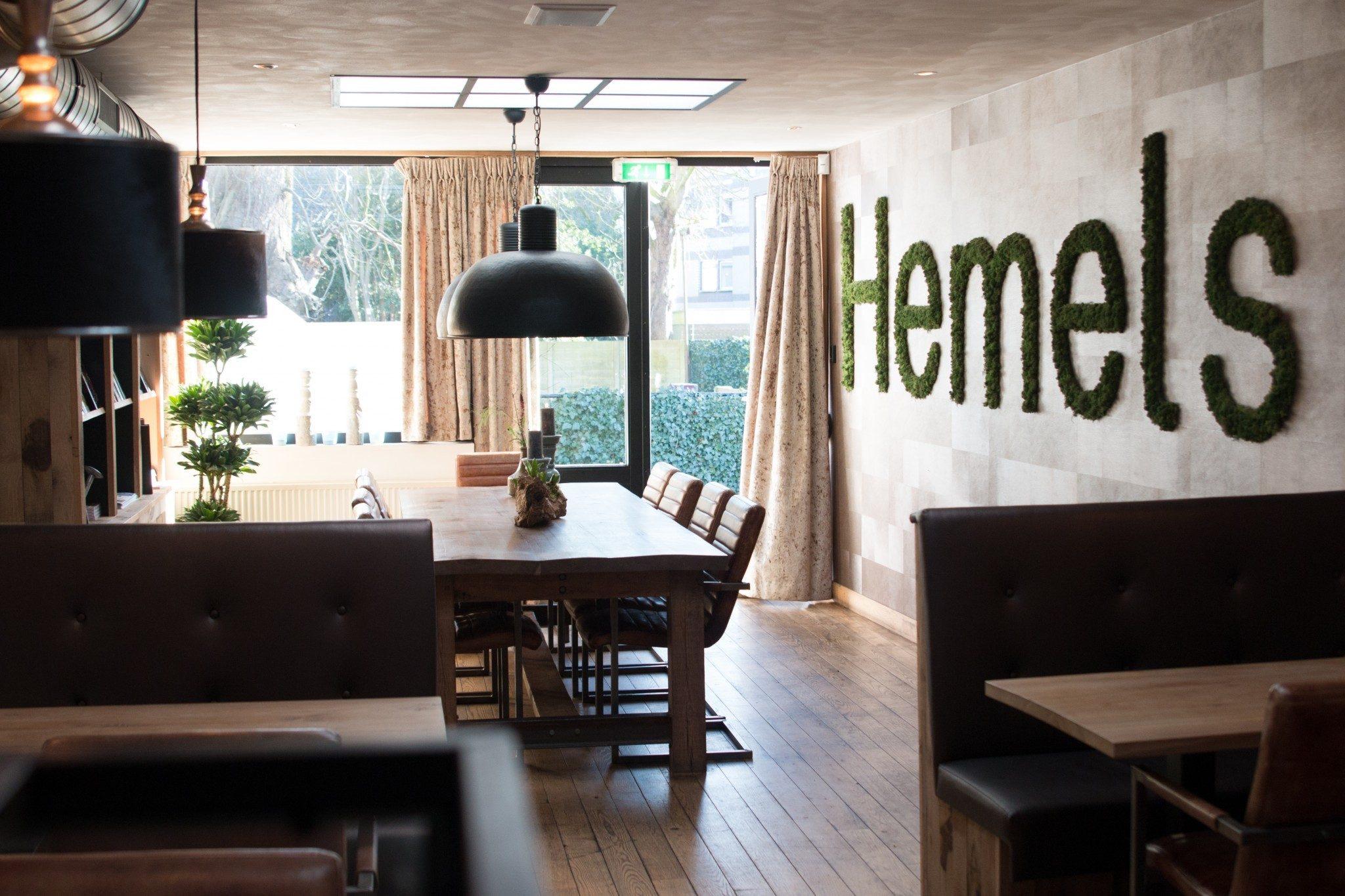 Interieur Restaurant Hemels Breda 1