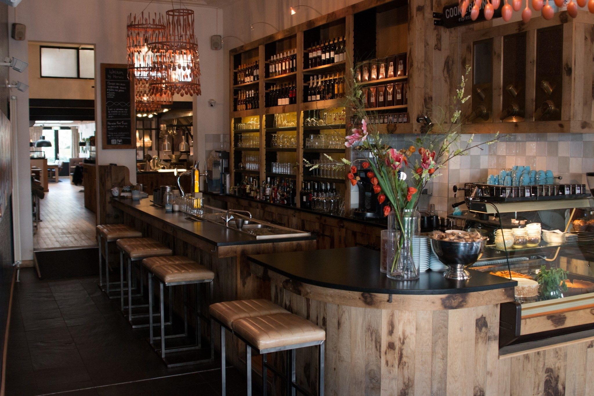 Interieur Restaurant Hemels Breda 2