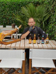 vaderdagcadeau een bierproeverij met tapasplank